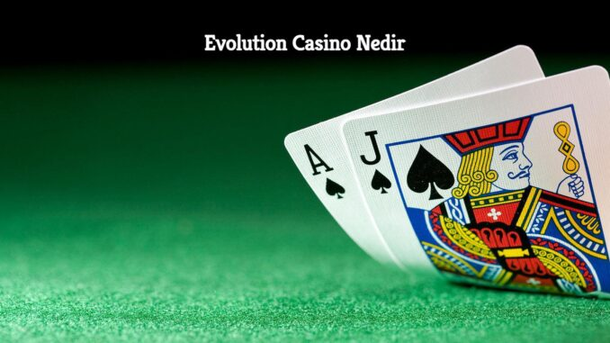 Evolution Casino Nedir